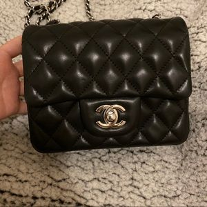 Chanel square mini